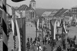Boskovice v roce 1929